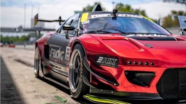 From air fighter to flying NSX